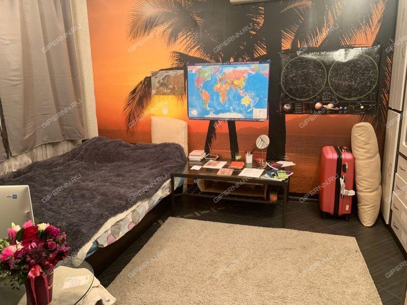 комната в доме 9 на улице Маршала Воронова