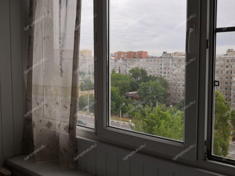 однокомнатная квартира на улице Народная дом 36
