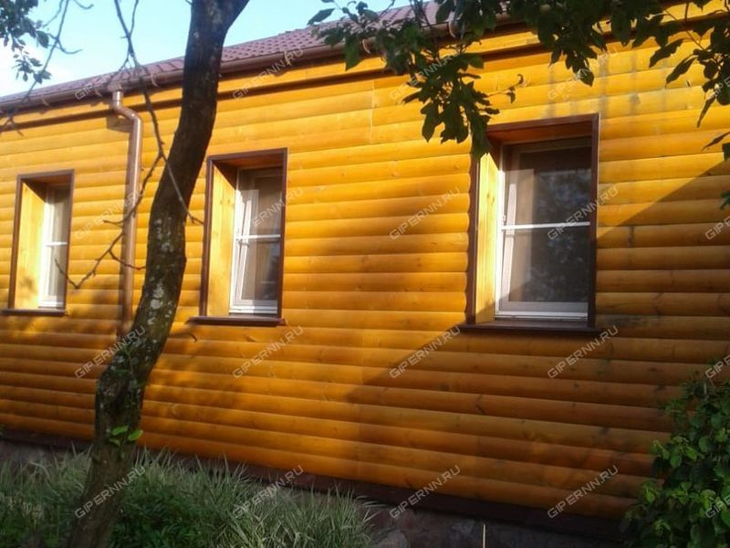дом на улице Толстого посёлок Игумново