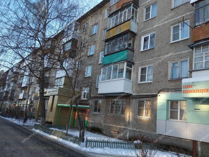 трёхкомнатная квартира на проспекте Циолковского дом 37 город Дзержинск