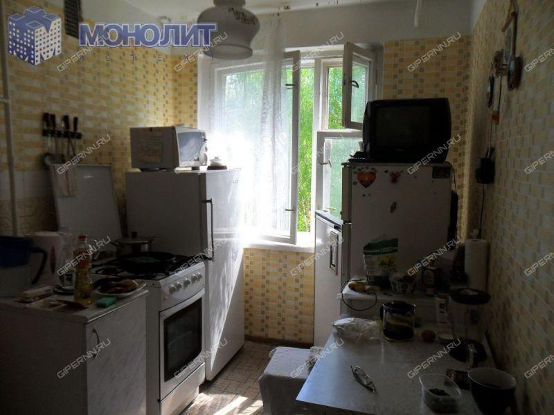 двухкомнатная квартира на улице Бринского дом 5 к2