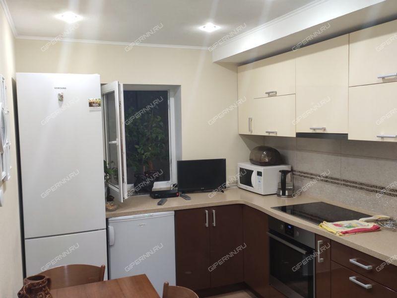 двухкомнатная квартира на улице Победная дом 20