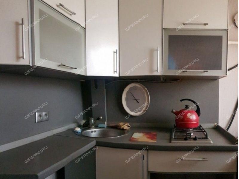 однокомнатная квартира на улице Зелёная дом 10А город Кстово