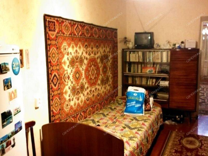 трёхкомнатная квартира на улице Коммунистическая город Павлово