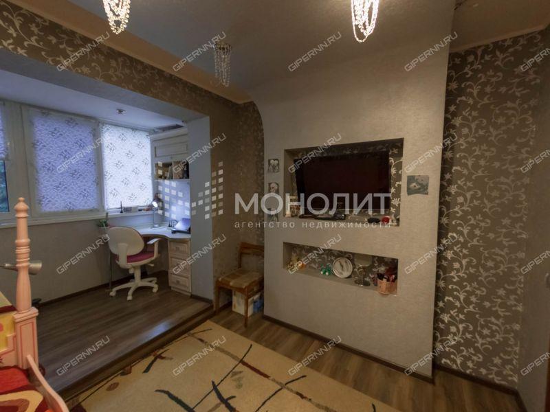 четырёхкомнатная квартира на улице Генерала Зимина дом 20