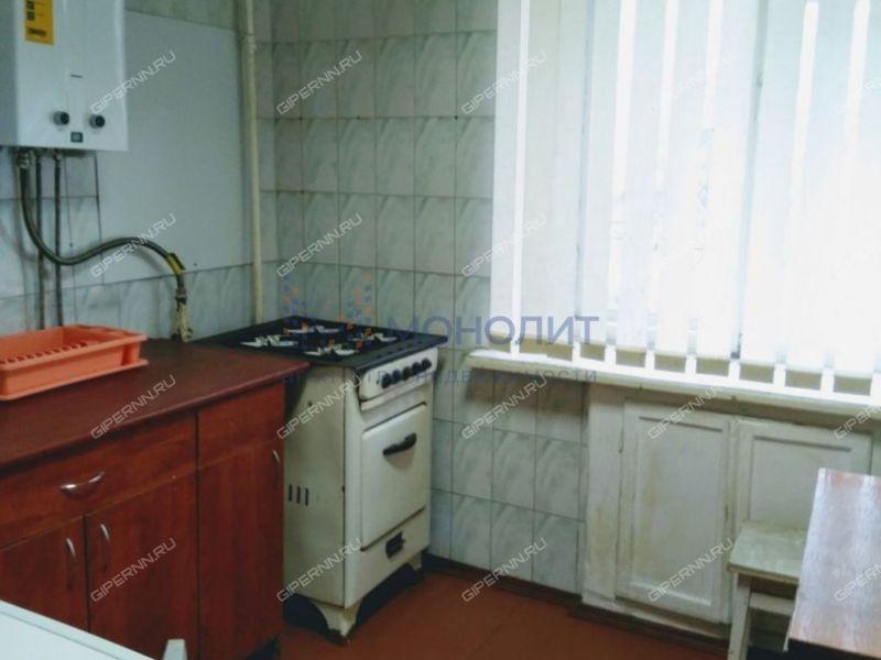 однокомнатная квартира на улице Радужная дом 6