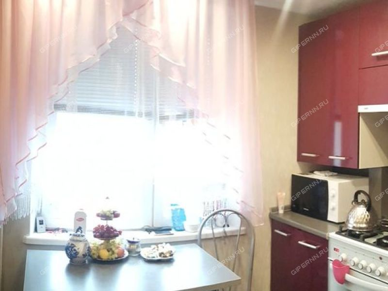 однокомнатная квартира на улице Голубева дом 6 к2