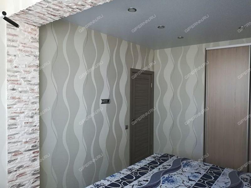 однокомнатная квартира на улице Красная Поляна дом 1 деревня Афонино