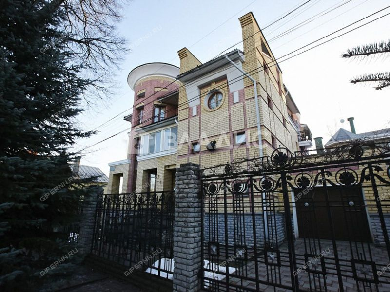 дом на улице Горбатовская