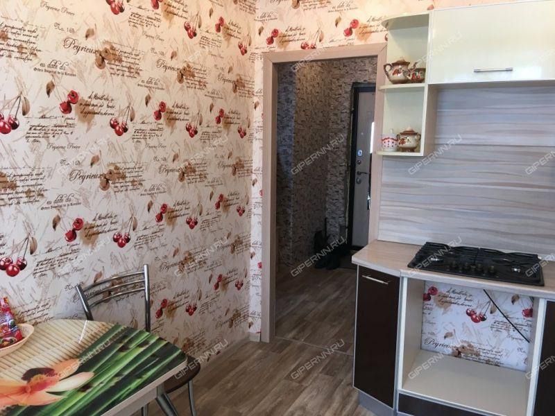 однокомнатная квартира на улице Советская дом 12 посёлок Окский