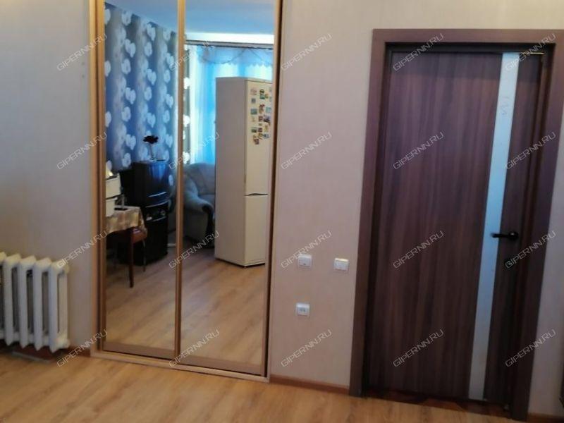 трёхкомнатная квартира на проспекте Ильича дом 15