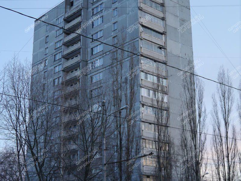 двухкомнатная квартира на улице Дьяконова дом 30а