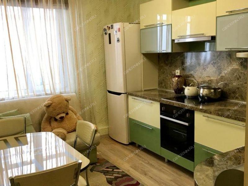 однокомнатная квартира на улице Академическая дом 6 деревня Афонино