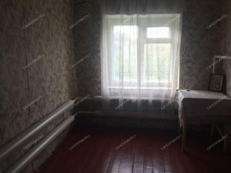 дом в переулке Крутой город Лукоянов