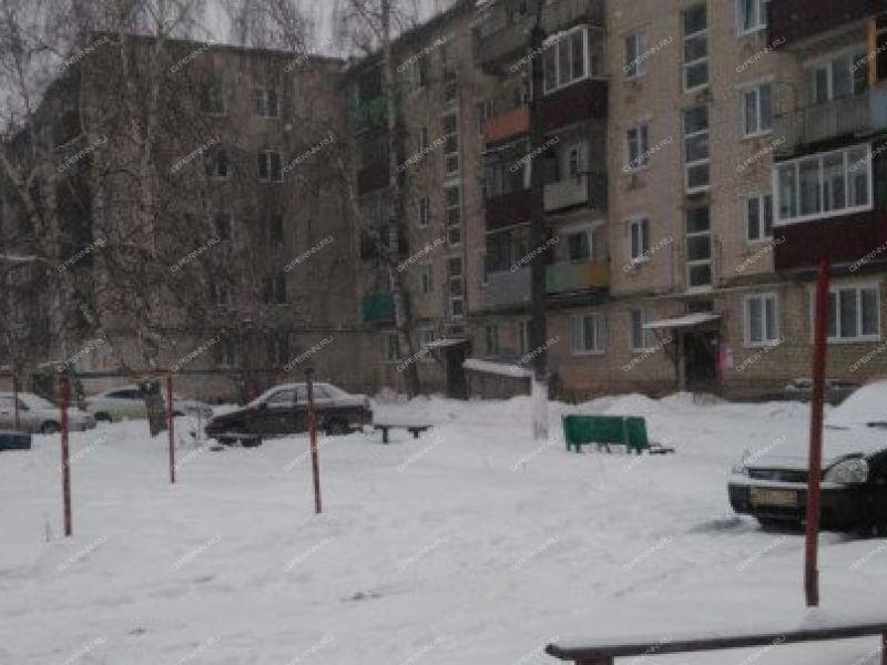 однокомнатная квартира на улице Адмирала Макарова дом 35 город Кулебаки