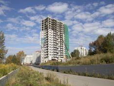Дольщики нижегородского ЖК «Солнечный» борются за достройку своих домов