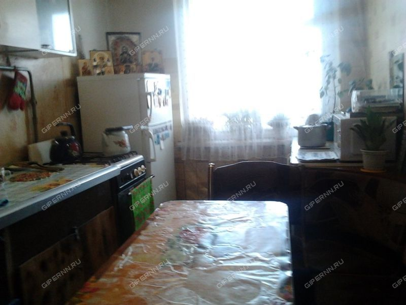 трёхкомнатная квартира на улице Молодёжная дом 38 село Мотовилово