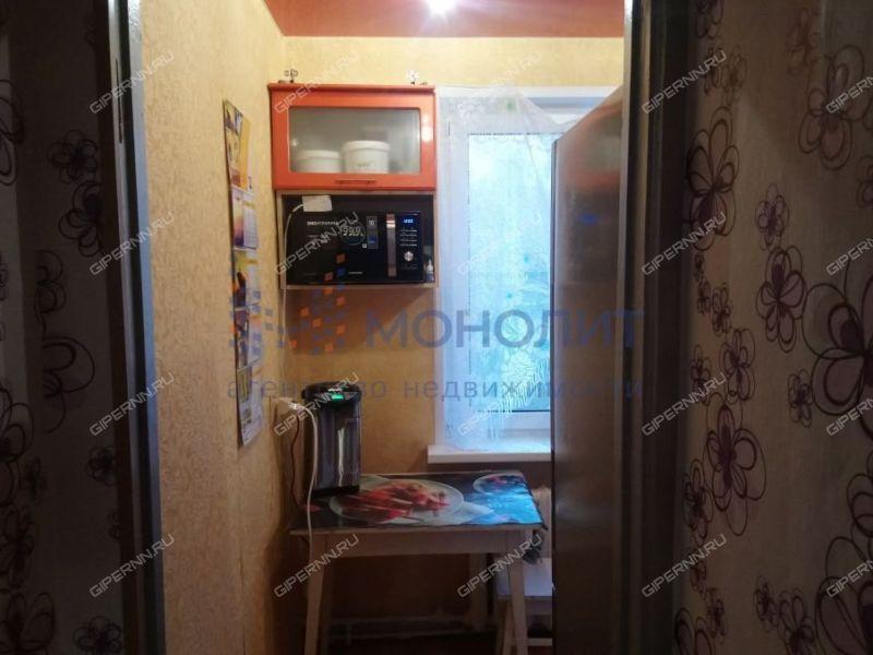 однокомнатная квартира на улице Шимборского дом 2