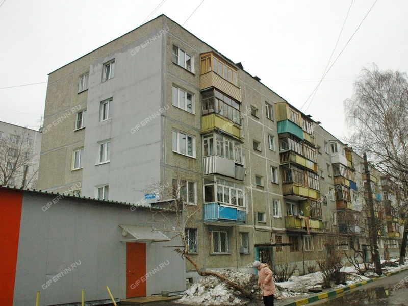 четырёхкомнатная квартира на Снежной улице дом 25