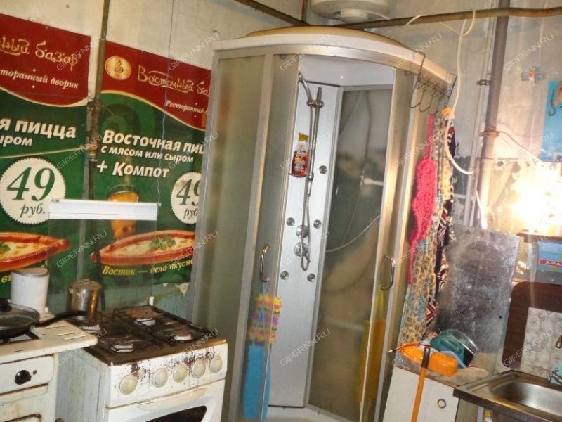 комната в доме 8 на улице Героя Рябцева