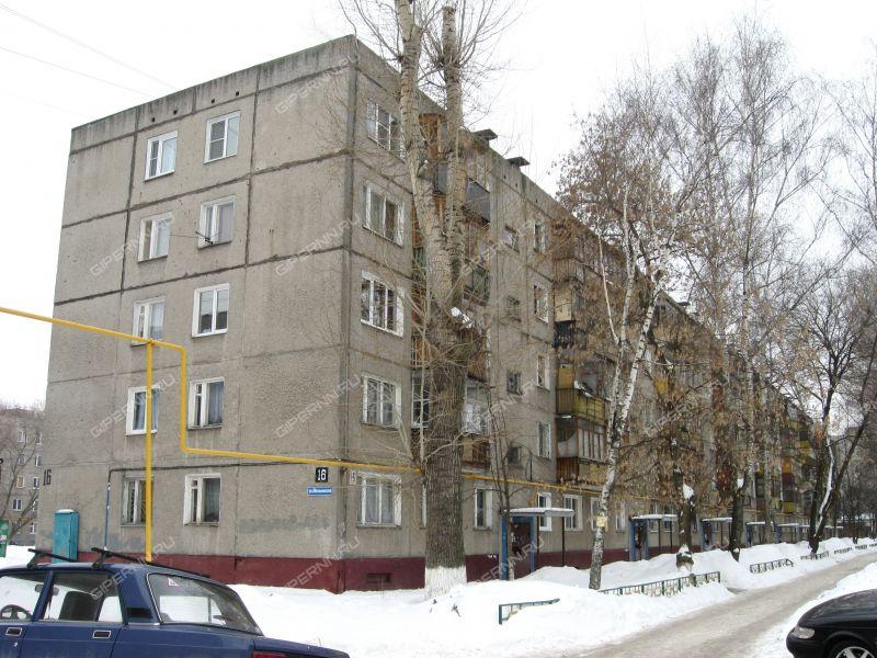 комната в доме 16 на улице Мельникова