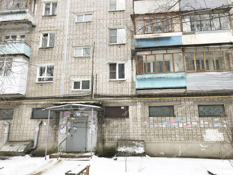 трёхкомнатная квартира на улице Героя Рябцева дом 18