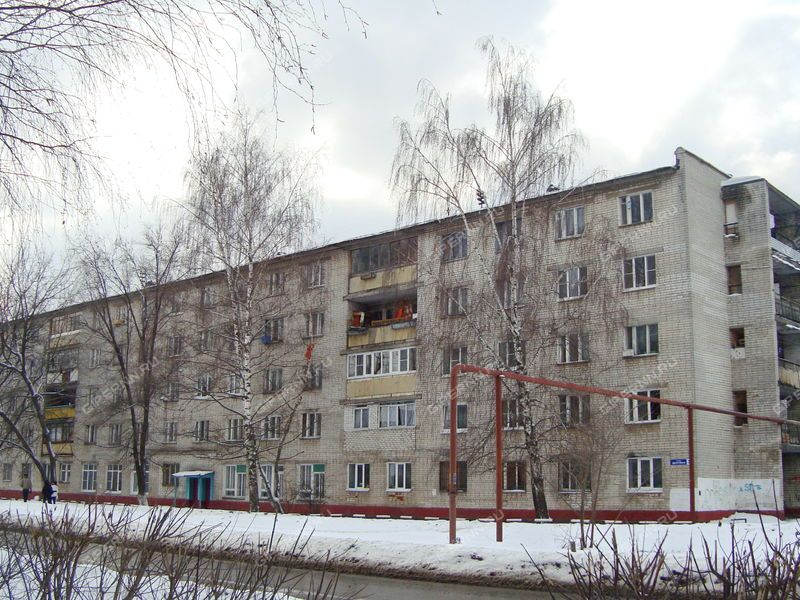 комната в доме 35 на Дворовой улице