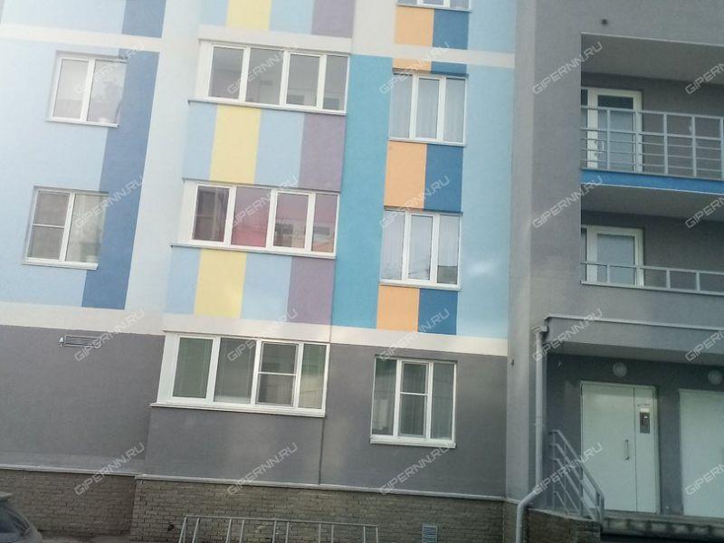 однокомнатная квартира на улице Коломенская дом 8 к3