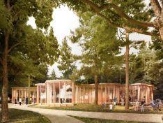 Каким будет «Инвадром» в парке «Швейцария»?