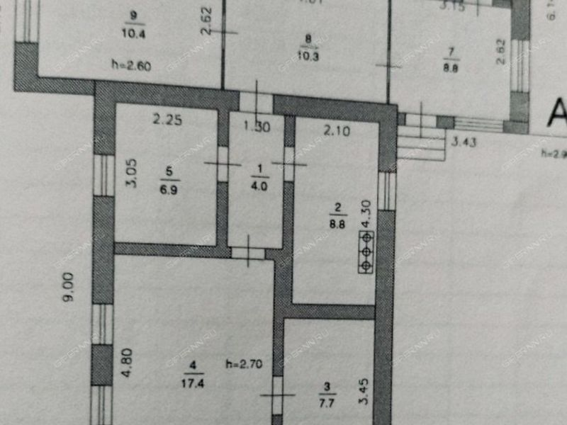 дом на 5-й линии