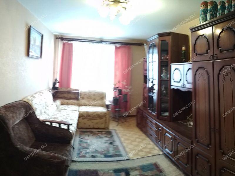 трёхкомнатная квартира на улице Танковая дом 12 посёлок Новосмолинский