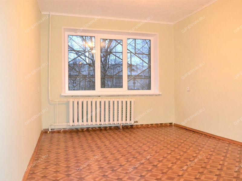 однокомнатная квартира на улице Мостоотряда дом 24