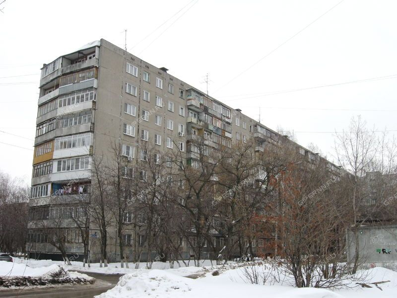 улица Мельникова, 14 фото