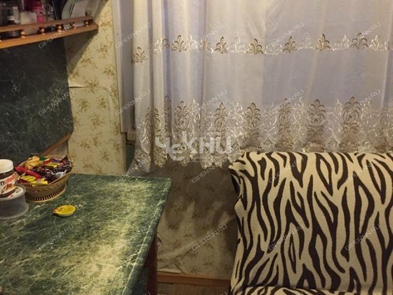 однокомнатная квартира на улице Адмирала Макарова дом 4 к1