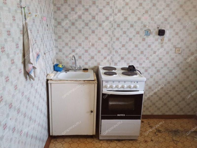 однокомнатная квартира на улице Плотникова дом 3