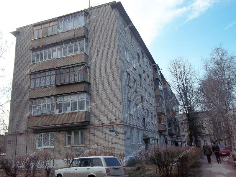 однокомнатная квартира на улице Гороховецкая дом 58а