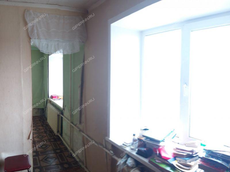 однокомнатная квартира на Железнодорожной улице дом 1 город Заволжье