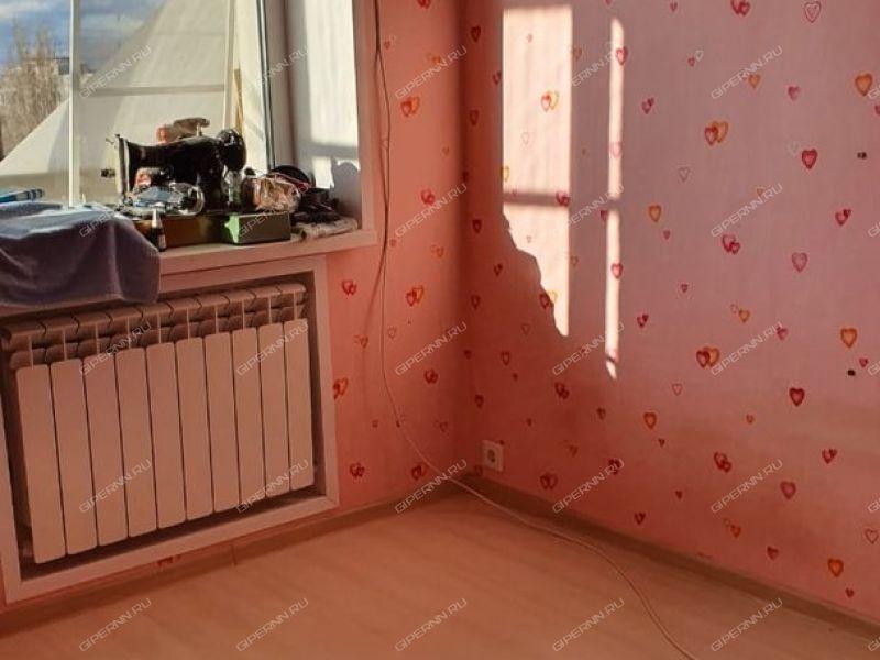 трёхкомнатная квартира на улице Верхне-Печёрская дом 1 к1