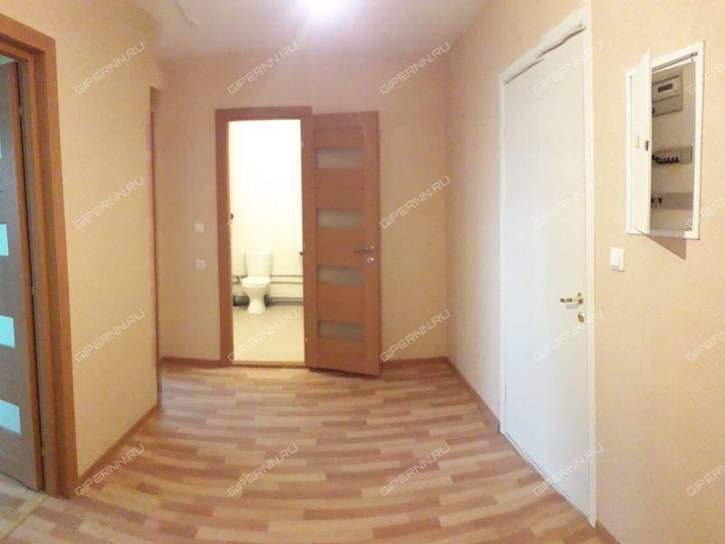 однокомнатная квартира на улице Академика Сахарова дом 111 к1