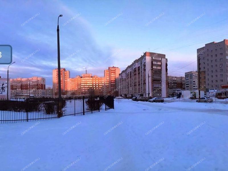 четырёхкомнатная квартира на проспекте Победы дом 13 город Кстово