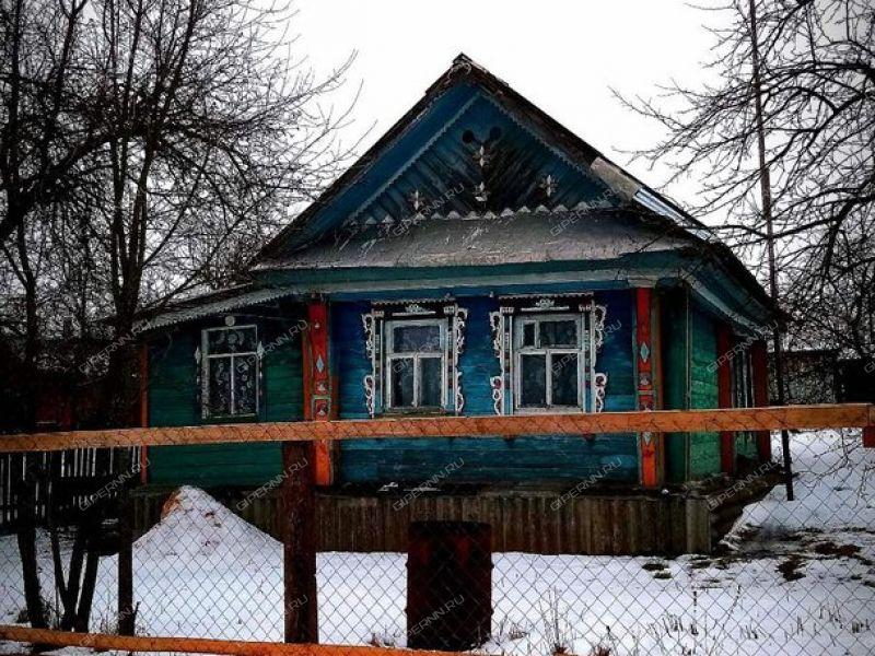 дом на улице Свободы посёлок при станции Суроватиха