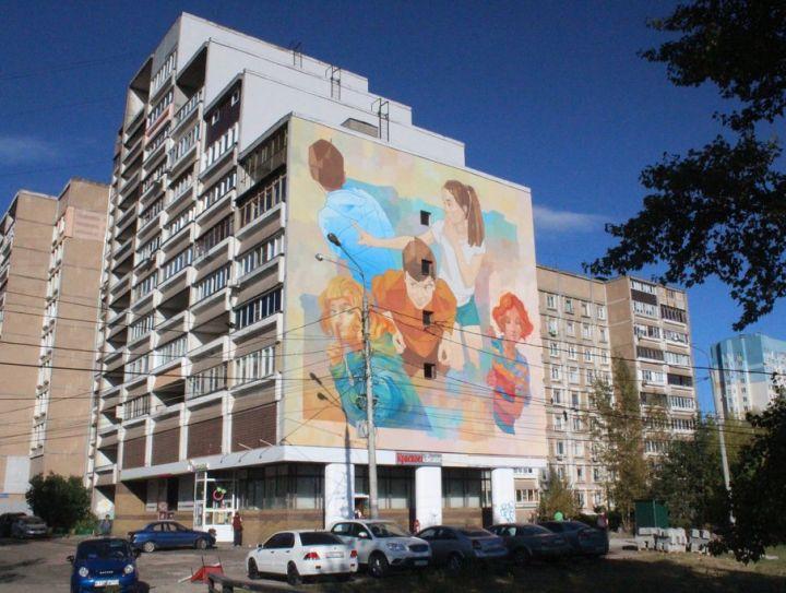 «Место-2020»: новые шедевры уличного искусства в Нижнем Новгороде