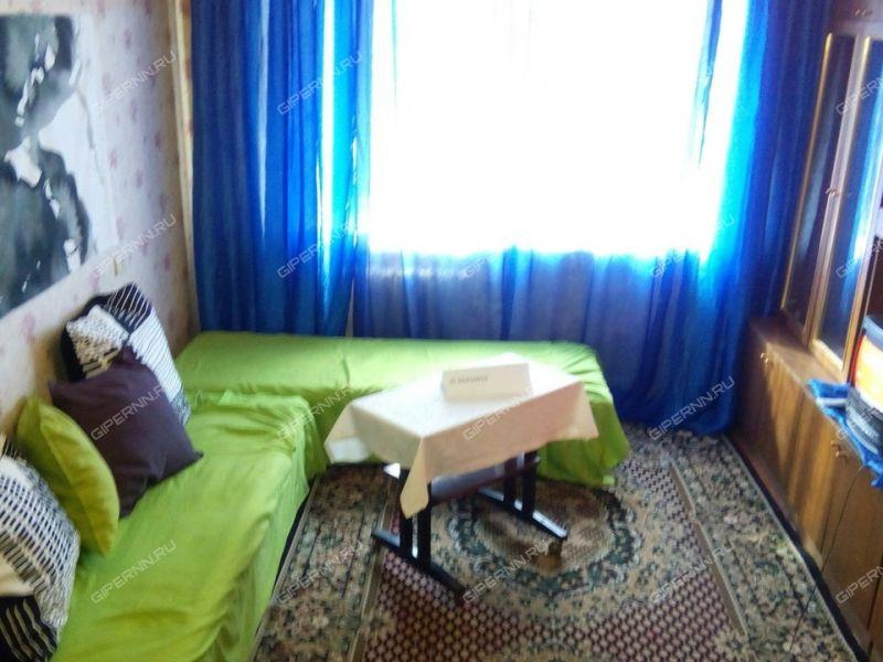 однокомнатная квартира на сутки на улице Маршала Голованова дом 73