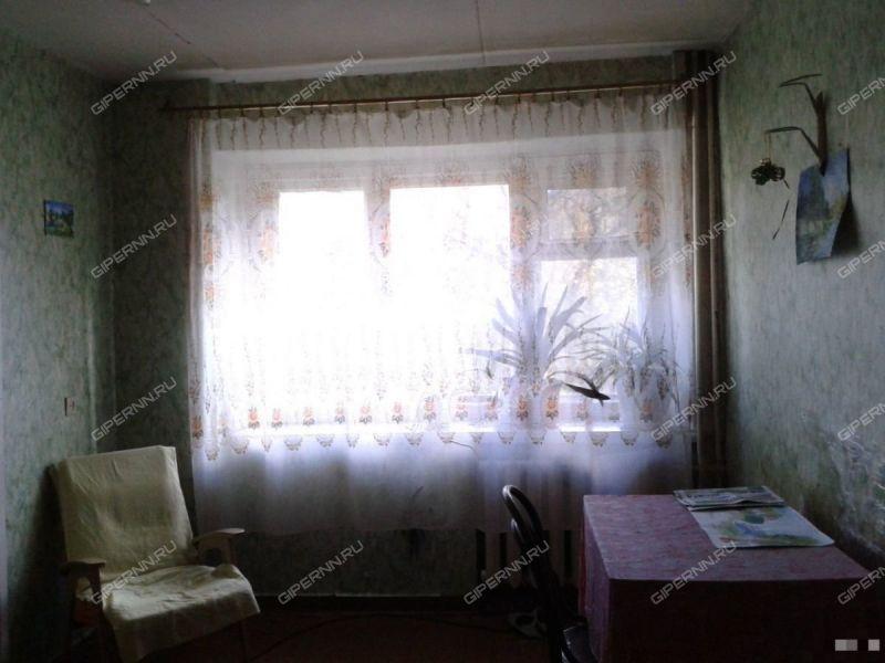 двухкомнатная квартира на улице Октябрьская дом 56 город Дзержинск
