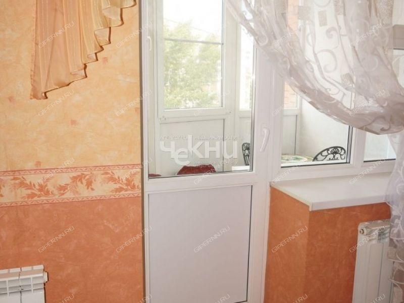 двухкомнатная квартира на улице Фрунзе дом 26 город Бор