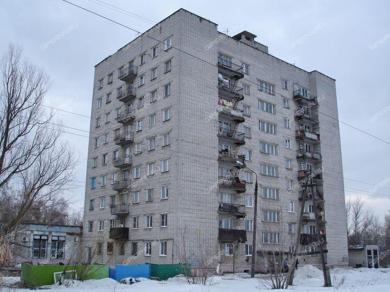 комната в доме 233 на Московском шоссе