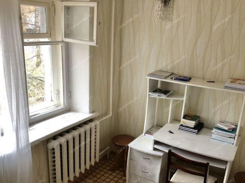 трёхкомнатная квартира на улице Ванеева дом 98 к2
