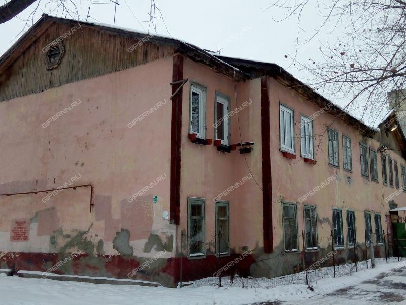 двухкомнатная квартира на улице Бурденко дом 27