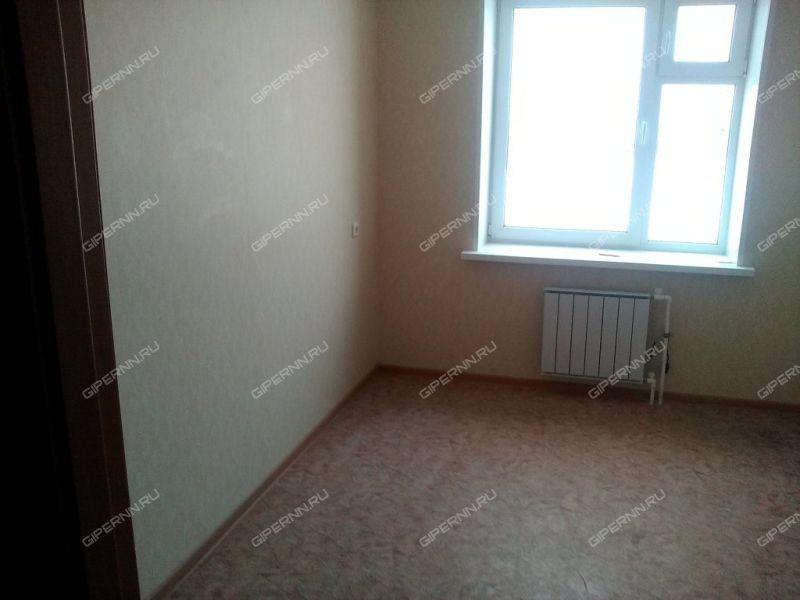 двухкомнатная квартира на улице Полётная дом 2 посёлок Новинки