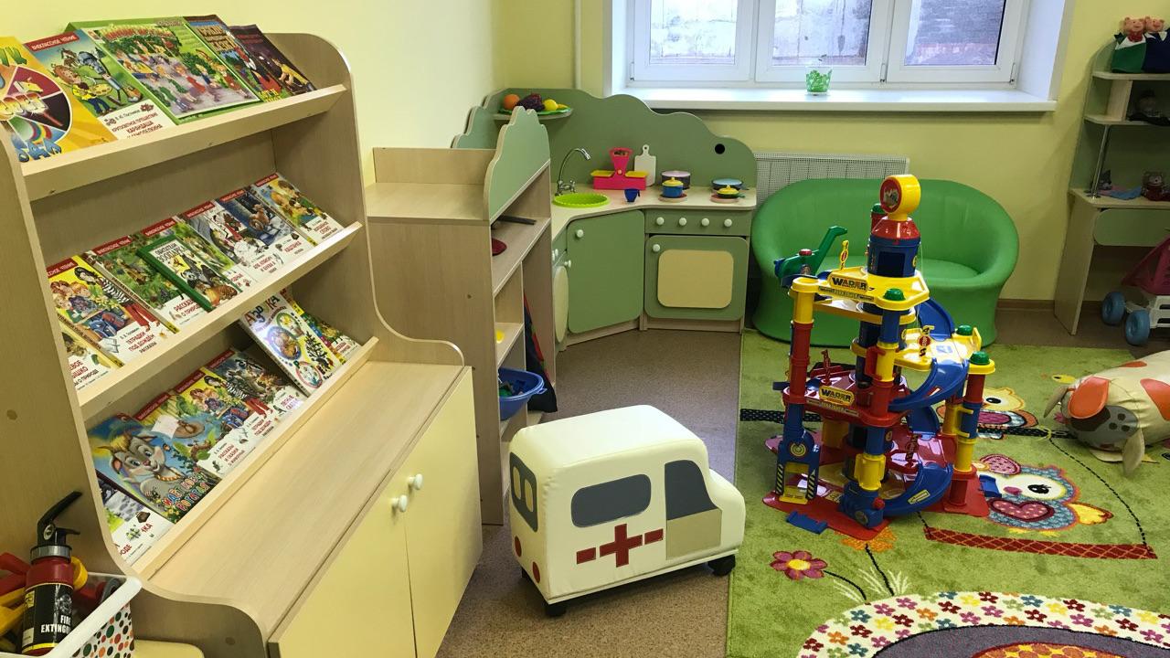 Завершение ремонта двух детских садов обойдется в 22 млн рублей - Фото